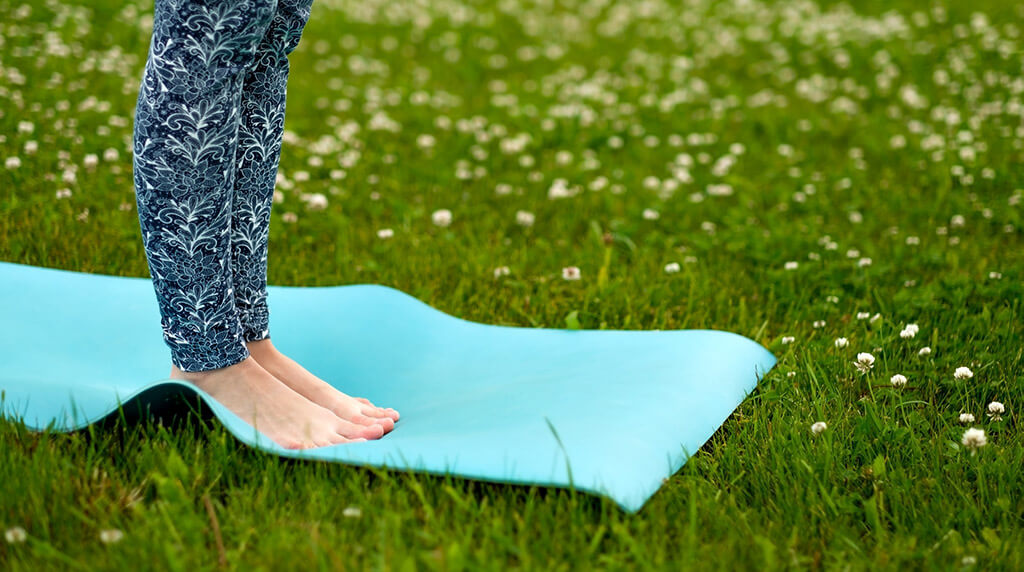 Bliss Body Outdoor Yoga